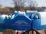 移动水上乐园设备受欢迎冰雪世界主题