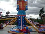 儿童游乐场自控飞机设备