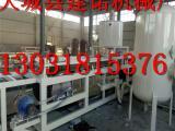 改性硅质聚苯设备成套设备应用及说明