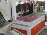 全自动木工台钻床价格 CNC电脑钻铣机厂家 单轴排钻