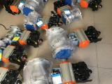 气动球阀 厂家制造新型各种各样 耐用气动球阀 欢迎咨询