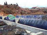 桑尼橡胶橡胶气盾坝价格 气动钢闸门厂家
