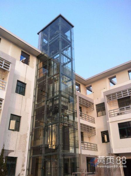 深圳光明电梯井道钢结构,观光电梯井道报价