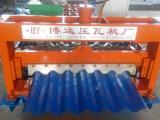 750墙面横挂板压瓦机厂家 T型墙板彩钢瓦压瓦机价格优惠