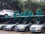 厂家供单臂旋转式停车设备 无避让车库