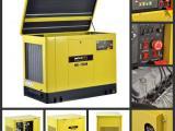厂家直销15kw自启动多然料静音汽油发电机NK-15KW