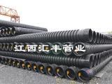 节流式承插式HDPE缠绕结构B型管采购