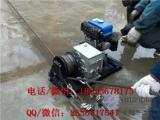 三菱进口汽油机绞磨 张力放线牵引机 28型拖拉机绞磨机
