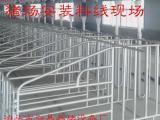 老猪场改造安装赛盘链条料线,定量杯饲喂母猪料线厂家地址