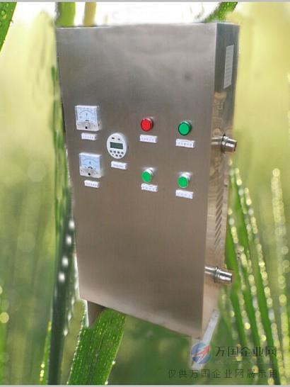 微电解水箱自洁灭菌仪