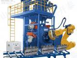 QJ机械手式抛丸清理机