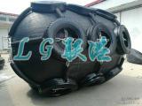 护套型充气橡胶靠球 橡胶护舷 优质天然橡胶锦纶线 高压防爆
