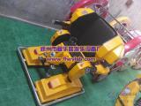 机器人电动广场游乐设备|行走机器人绿色环保