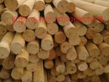 松木绿化树支撑杆 松木桩厂家 松木柱子 新西兰辐射松木芯
