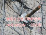 蜘蛛边坡防护网厂家直销 边坡主动防护网批发