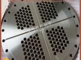 宝鸡厂家供应钛管板 钛钢复合管板 钛圆板 TA2锻造钛板