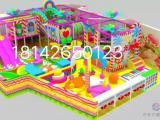 长沙康贝乐淘气堡、儿童乐园、公园大蹦床、儿童室内设备厂家