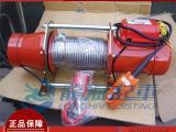 DUKE迷你电动卷扬机,耐磨刹车片/安全性能高,现货