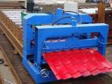 彩钢瓦压瓦机设备1100型琉璃瓦压瓦机