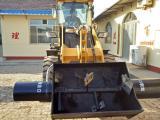 装载机搅拌斗图片工地混凝土搅拌用铲斗一机多用lpqx