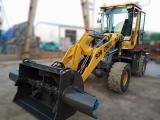 铲车搅拌斗图片加厚耐磨搅拌铲斗装载机改装搅拌车lpqx