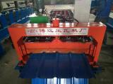 彩钢板840屋顶板压瓦机 不锈钢板压瓦机材质