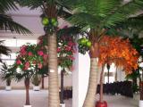 室内外大型仿真椰子树定做租赁北京假树定做厂家