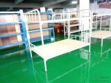 赣州铁架床学生床高低双层床双层床批发1.2米铁床【赣州永固】