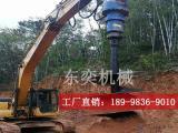 挖掘机螺旋钻机-采用进口马达二级减速箱质量优质价格优惠