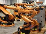上海港二手工业机器人进口代理清关报关