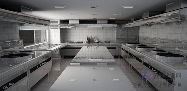 成都厨具公司提供专业的酒店厨房设计方案