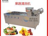 厂家【热销】TS-X200 臭氧杀毒 蔬菜气泡清洗机