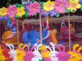 新式欢乐喷球车游乐设备 万达游乐人气火爆