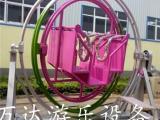 万达景区小型游乐设备三维太空环 让你挣钱的娱乐项目