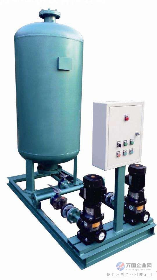 空调补水定压力装置