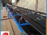 矿用固定带式输送机 固定皮带机定制 不锈钢固定输送机