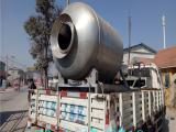 回收食品厂设备 回收真空滚揉机 真空拌馅机