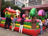 大型场地儿童游乐设备充气堡充气城堡淘气堡租赁