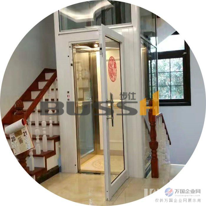 进口小型四层家用电梯价格 进口螺杆家用电梯品牌