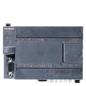 西门子cpu1215c中央控制器
