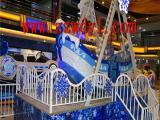 新款冰雪海盗船带你回味冰雪季节 万达游乐设备全国热销