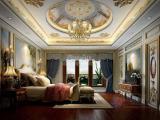【汉斯设计】上海欧式别墅装修软硬一体装哪家公司好呢?
