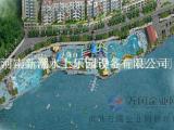 水上儿童滑梯厂家性价比高维护简便提供全套的水上乐园滑梯设备