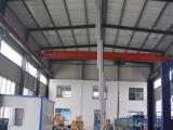 室内铝合金升降机-桅柱式铝合金升降平台