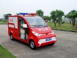绿通电动消防车