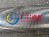 供应衡水广兴楔形丝过滤棒,绕丝滤管,梯形网滤芯