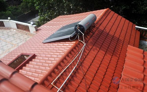 目前公认的环保建材PVC塑钢瓦