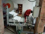 全自动彩钢瓦覆膜机 反压覆膜压瓦机改装 覆膜纸胶水供应齐全