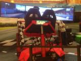 国庆节假日长期娱乐设备出租 模拟赛车大力锤双枪越战等