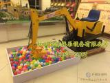 杭州周边娱乐设备出租趣味好玩儿童挖掘机亲子乐巴车出租